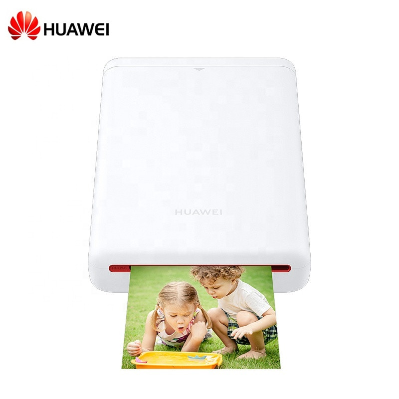 JEPOD Huawei mobiele bluetooth draagbare printer mini impresora thuis tandwiel Inktloze Kleur Pocket photo printer met ZINK