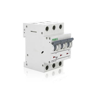 2017 series non-polarity signal breaker single phase breaker timer single phase circuit breaker with CE