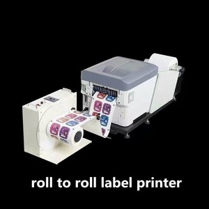 Korea imported Anytron digital label printer
