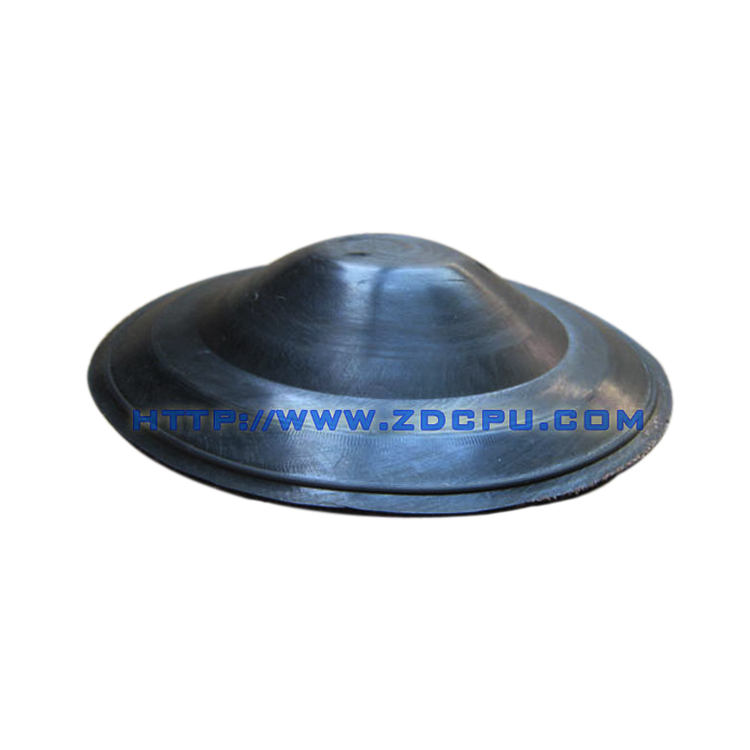 Hot pressing mould virgin FDA silicone diaphragm seal gasket