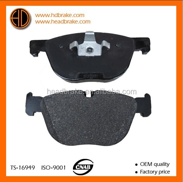 pad item accessories bmw pads wear brake car front for sensor