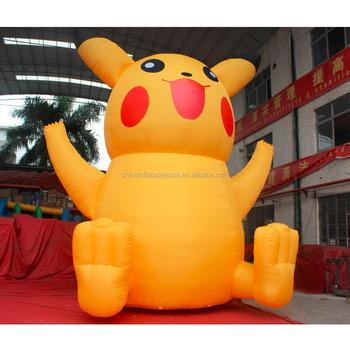 Pokemon Gonflable Dessin Animé Chiffres Pikachu Buy Pokemon Gonflable Géantpokemon Géant Gonflablepokemon Gonflable Product On Alibabacom
