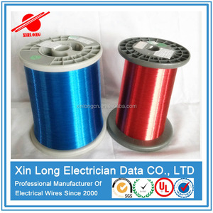 Factory Enamelled Copper Motor Winding Wire Specification