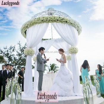 Gross Weissen Dekorieren Pavillon Fur Hochzeit Buy Dekorieren