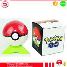 Hot sale factory price 7cm pokemon ball with figure toys for kids