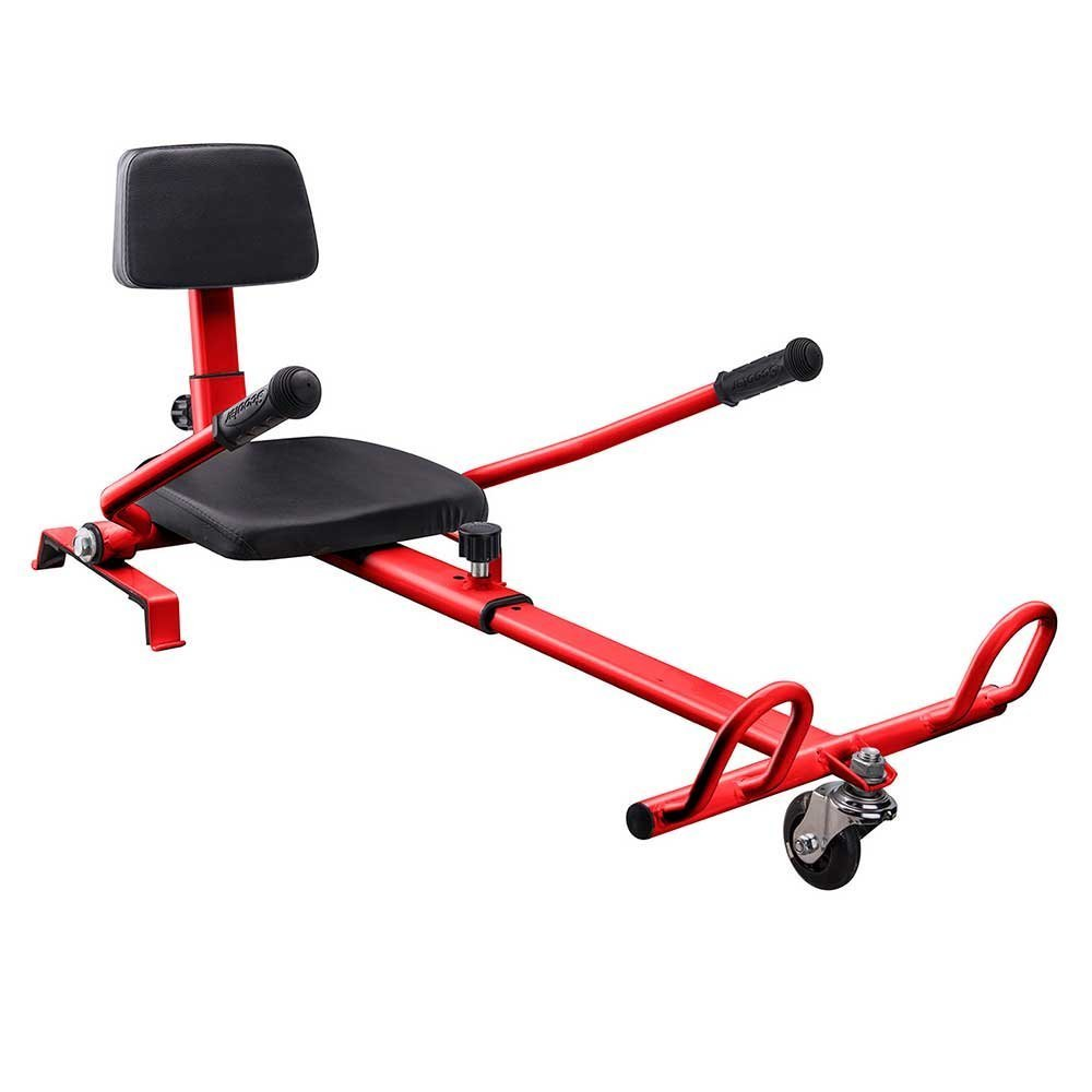 Hover Kart for Hoverboards, transform your Hoverboard into Go-Kart, Fully Adjustable fits Kid to Adult, Compatible with most Self Balancing Scooter