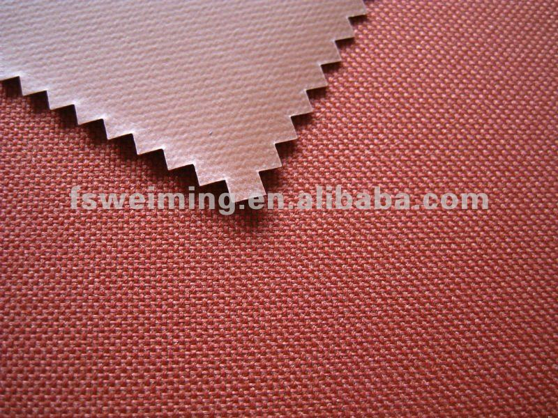 600*300D Oxford Fabric with PVC Backing