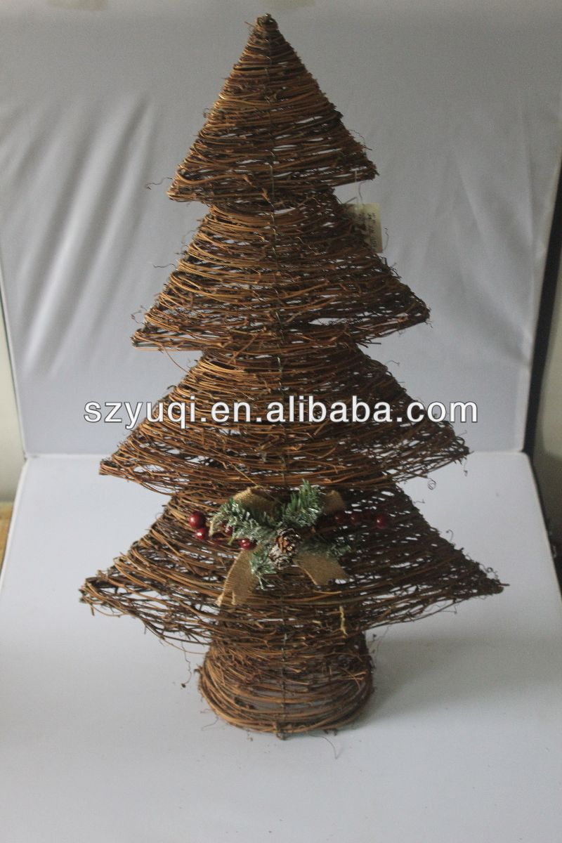 Hot sale wall mounted christmas trees