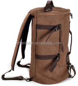 2016 new fashion canvas backpack