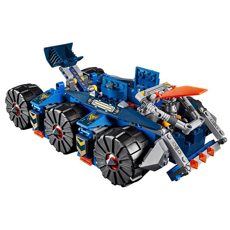 UKLego Nexo Knights Axl Axls Tower Carrier Combination Marvel Building Blocks Kits Toy.