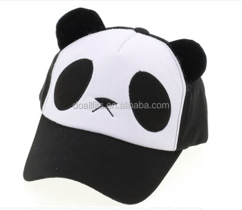 Cute Panda Baseball Cap For Kids - Buy Caps ed790a1c67c