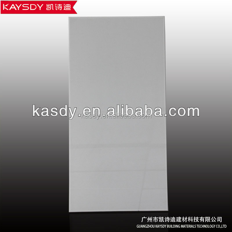 2015 new decorative metal panel ceiling tiles