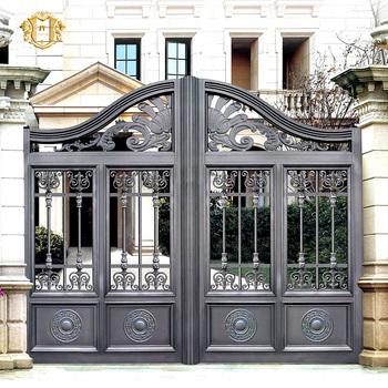Cast Aluminum Main Gate/door Designs - Buy Door Iron Gate Design,Indian  Main Door Designs,Latest Main Gate Designs Product on Alibaba com