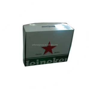Full offset printing top lid cover hard paper gift box