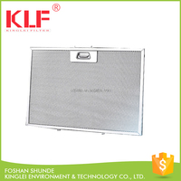 kitchen appliance aluminum mesh grease filter