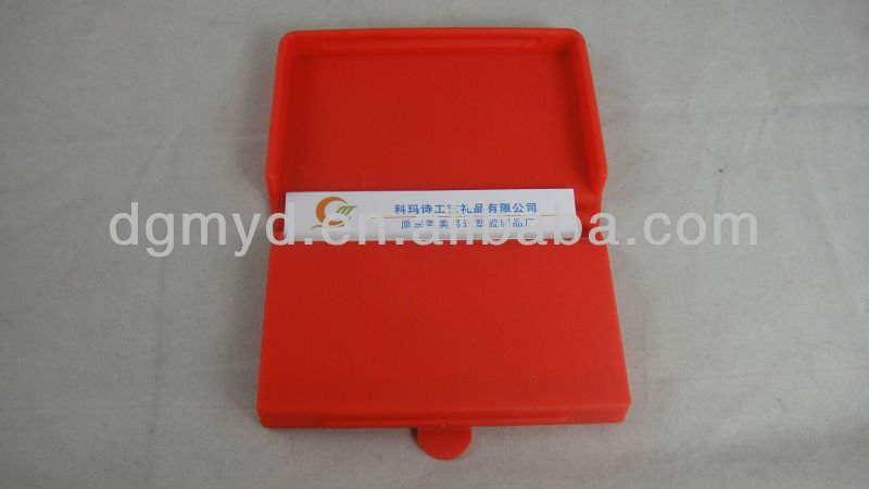 Mini & Nice Silicon Card Case/Name Card Bag 2012