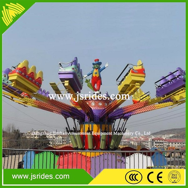 Crazy Games Children Ride Amusement Ride Jumping Machine