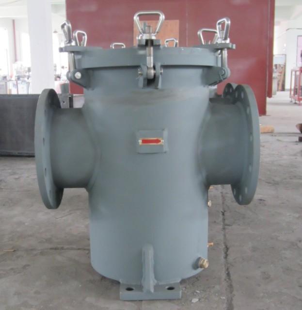 Natural Gas Basket Strainer