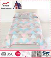 Pigment Printed OEM Patchwork Quilts for Children