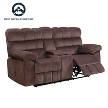 Electric leather home sofa recliner living room furniture