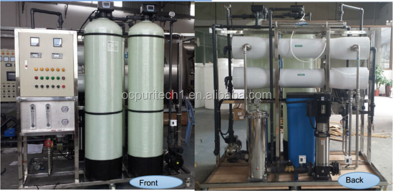 Chinese used ro system spa water equipment sale