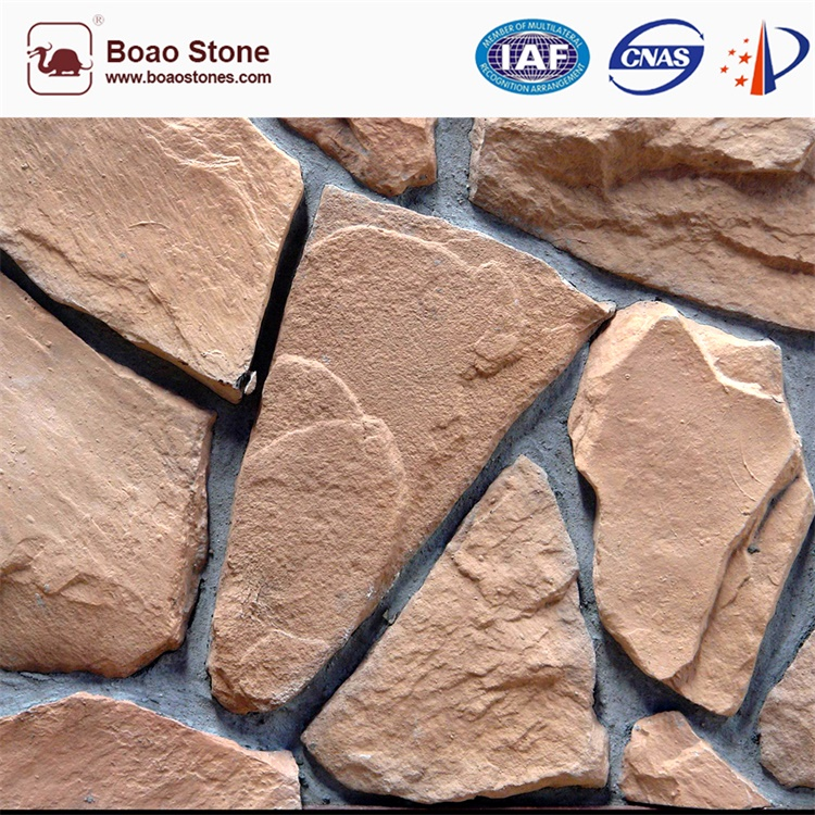 Natural stone textures artificial lightweight lime stone manufacturer