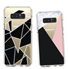 Marble Patterned For Samsung Galaxy Note 8 TPU Case Phone S8 S7 Edge Soft Flexible Slim Fit Protective Cover for Samsung Note 8