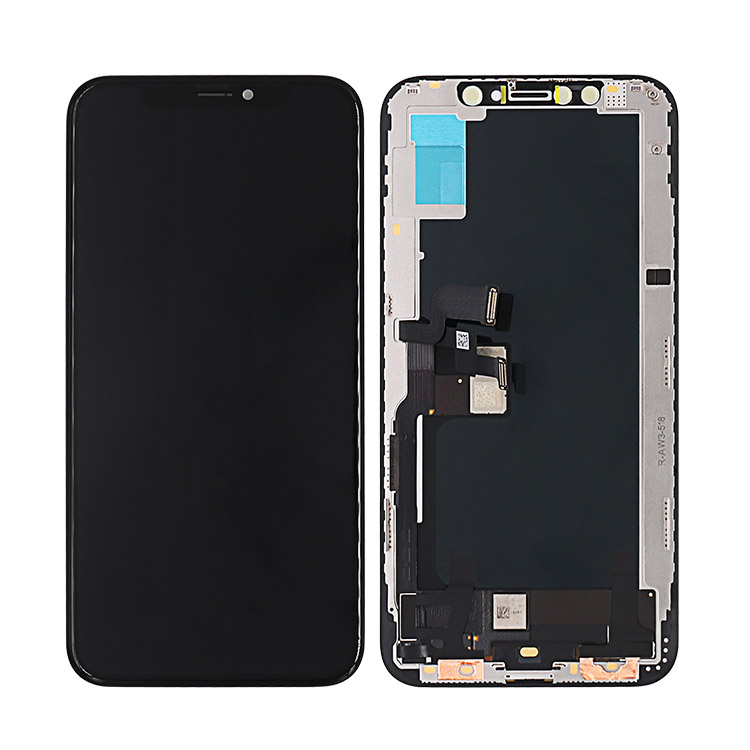 HQ factory price smartphone lcd for iphone XS touch screen