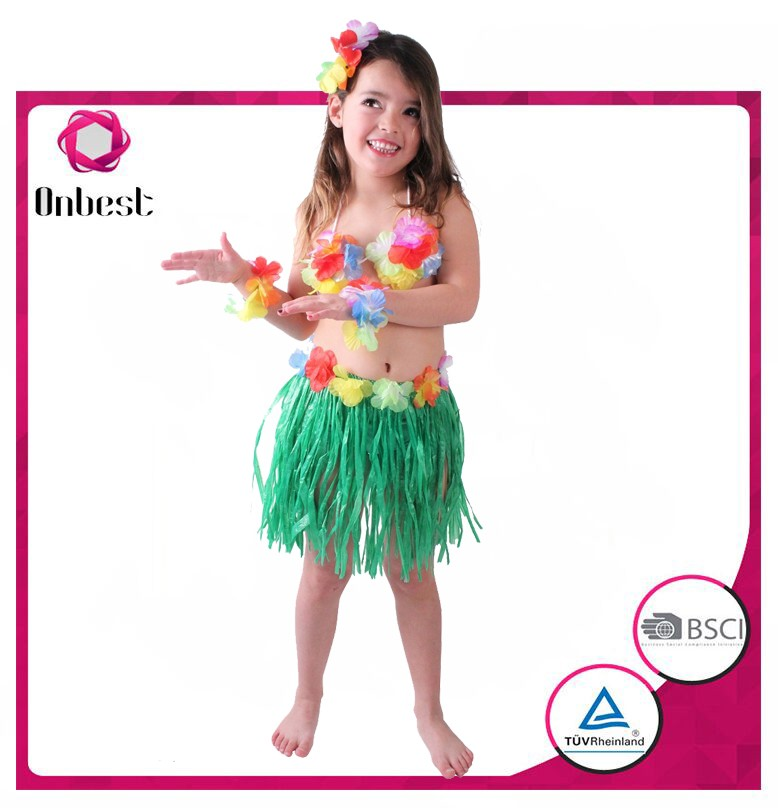 Wholesale Party Dress Hawaii Dancing Costumes
