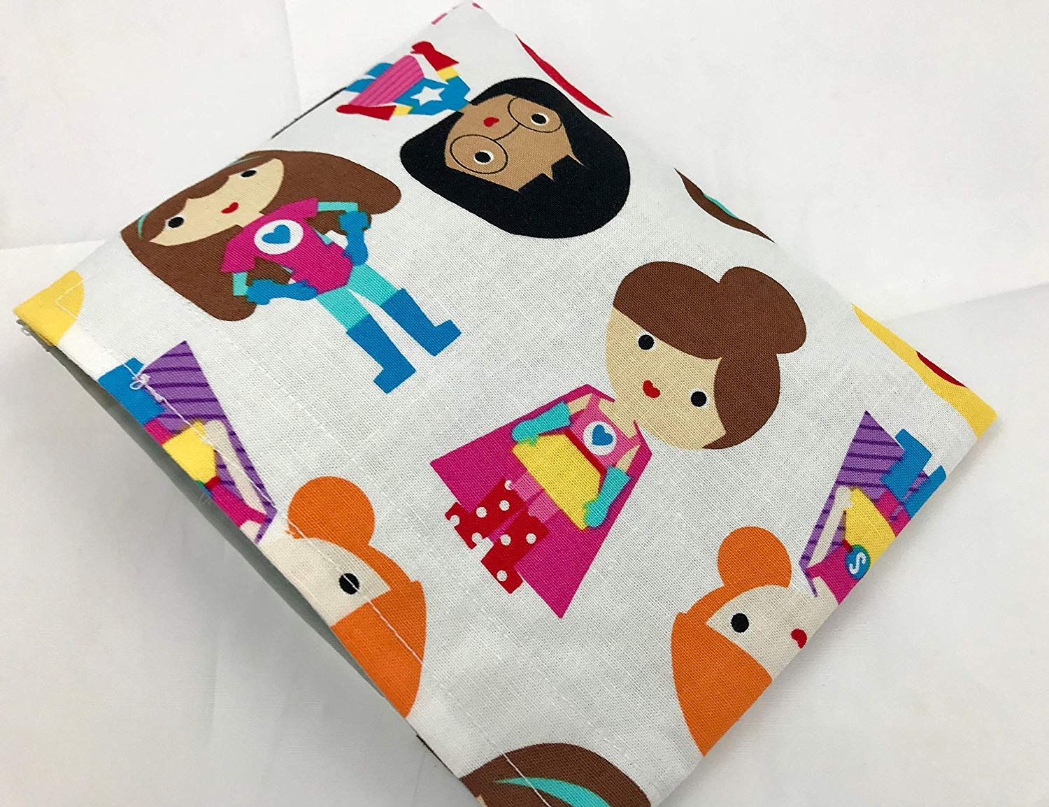 Reusable Snack Bag Eco-Friendly - Superhero Girls