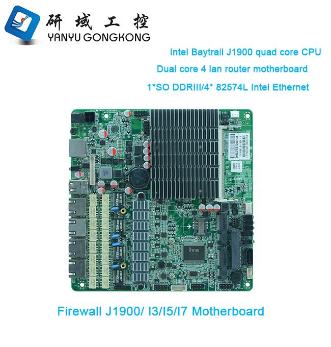 Firewall Motherboard 4 Nic Wholesale, Nic Suppliers - Alibaba