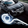 Vland free shipping 2011 sonata led head Lamp bi xenon projector len angel eye frontlight