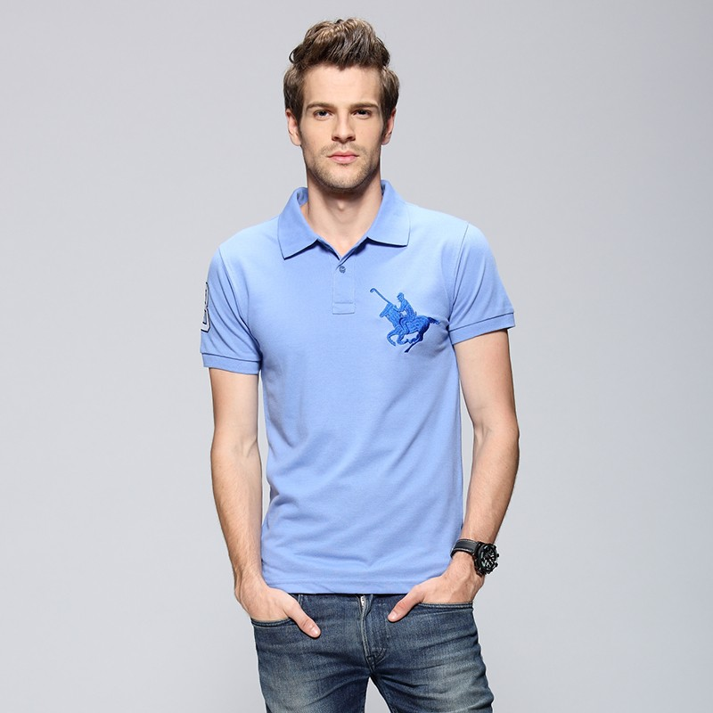 latest designs wholesale china polo shirt for men