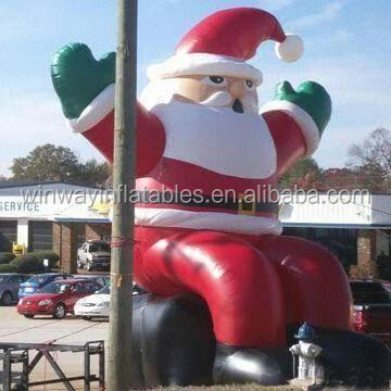 Giant <strong>inflatable</strong> santa claus,large christmas <strong>inflatables</strong> Y6005