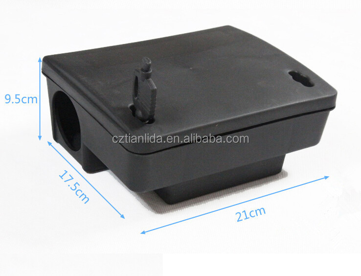 rat bait station wholesale ,mouse traps bait station made in china