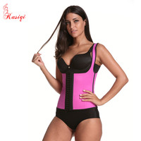 body shaper Latex shoulder strap sexy corset Black Purple Blue Pink colors corsets