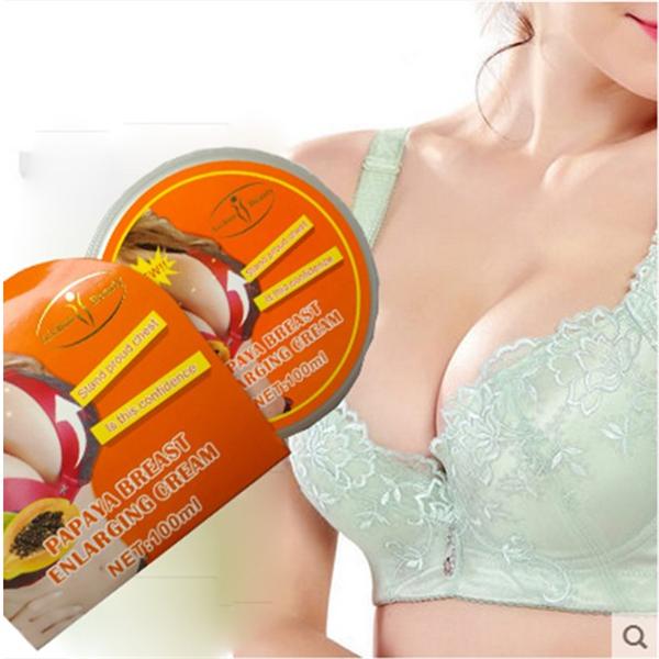 wholesale OEM Chinese Herbal Essence Breast Enhancement Cream / Firming Breast  Enlargement Cream