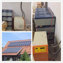 10kw big house used off-grid solar power inverter charger 10 kw photovoltaic generator