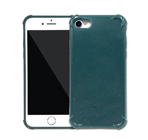 New Elegant Design Recycled Pla Material Mobile Phone Cover Eco Friendly Biodegradable Phone Case For Iphone X/Xs Max
