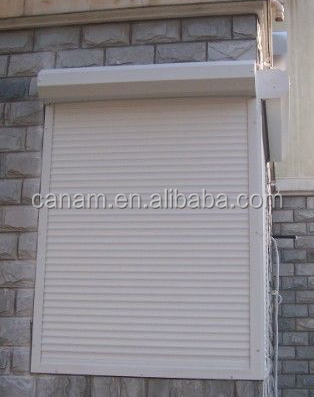 Aluminum use for the shower room Louver