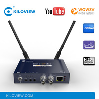 Kiloview SDI IPTV Streaming Encoder Wired and Wireless OEM Welcomed
