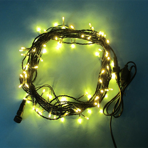 Connectable led color changing curtain string light /led christmas light for wedding home garden party