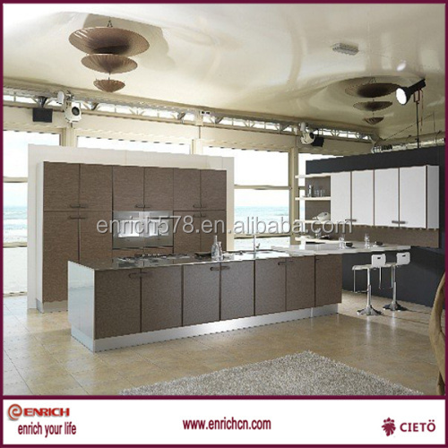 Enrich economic fashional italian kitchen cabinet door