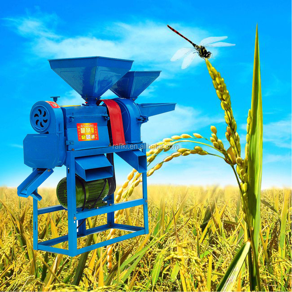 HOT SALE Rice Mill/Rice Milling/Rice Polishing Machine With High Quality