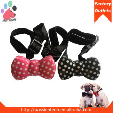 PET-TECH HB-3 dog bow tie collar anti bark collar for different breed dogs