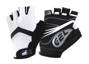 Elite Cycling Project Strada Cycling Mitts Gel Padded Mens Cycling Gloves