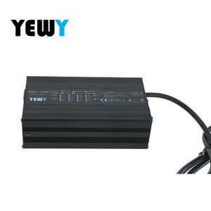 48v 15A lead acid battery automatic charger with 2 years warranty