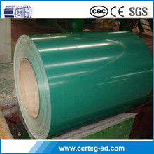 Oriental supplier mild steel coil color coated prepainted galvanized steel sheet coil