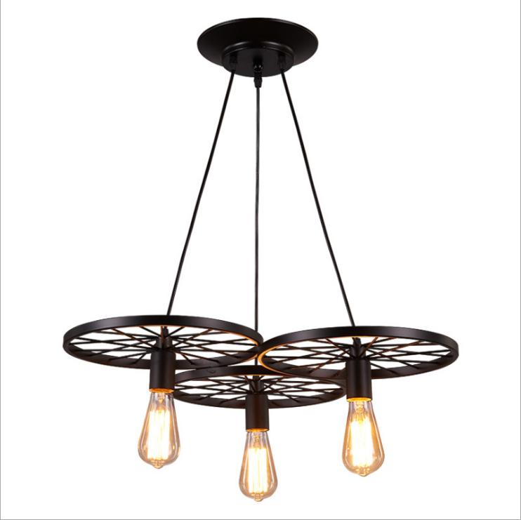 Venta al por mayor lamparas techo comedor-Compre online los ...