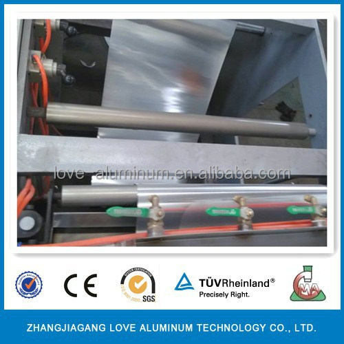 Airline Aluminum Foil Container Machine